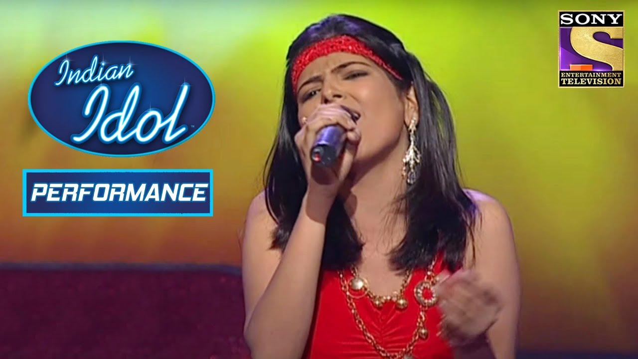 Download Ankita की Groovy Performance पे Alisha ने दिया Standing Ovation | Indian Idol Season 3