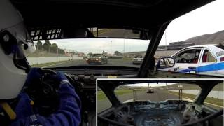 2015 Arse-Freeze-Apalooza at Sears Point - Stint 3 with Christian