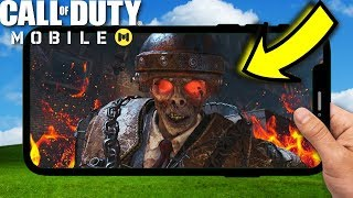 *NEW* Call of Duty Mobile Zombies Bosses AND HUGE NEWS!! | Call of Duty Mobile Gameplay