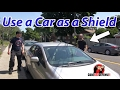 Using a Car as a Static Improvised Weapon
