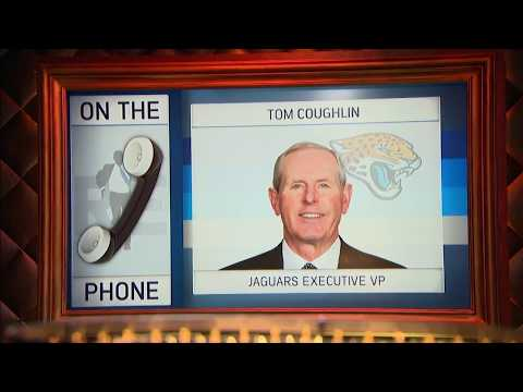Jacksonville Jaguars Exec Tom Coughlin Dials in to The Rich Eisen Show - (Full Interview) 6/6/17
