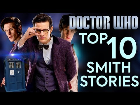 TOP 10 ELEVENTH DOCTOR EPISODES | Doctor Who List Ranking