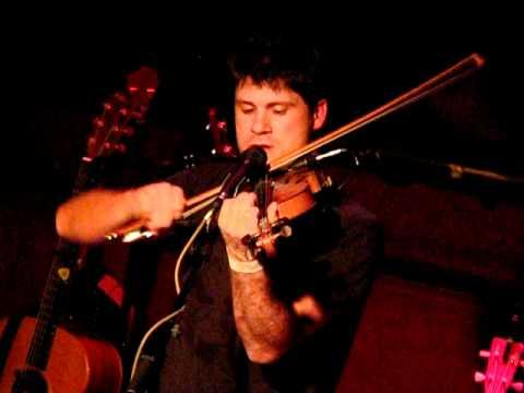 Seth Lakeman Trio - Kitty Jay - The Sugarmill, Sto...