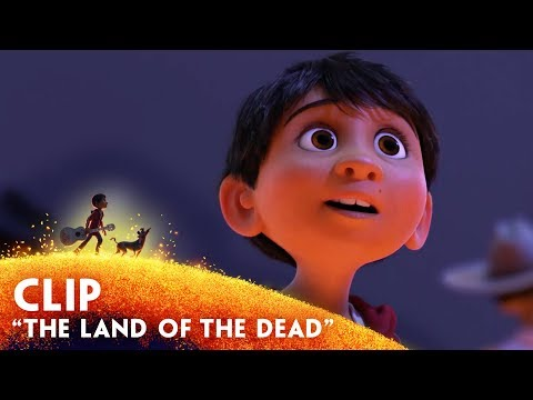 """The Land of the Dead"" Clip - Disney/Pixar's Coco"