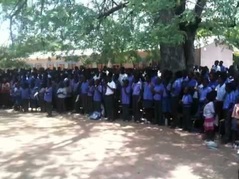 Pendukeni Iivula Ithana HS's regional song