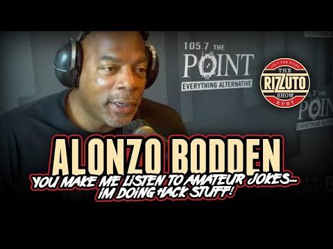 Alonzo Bodden: