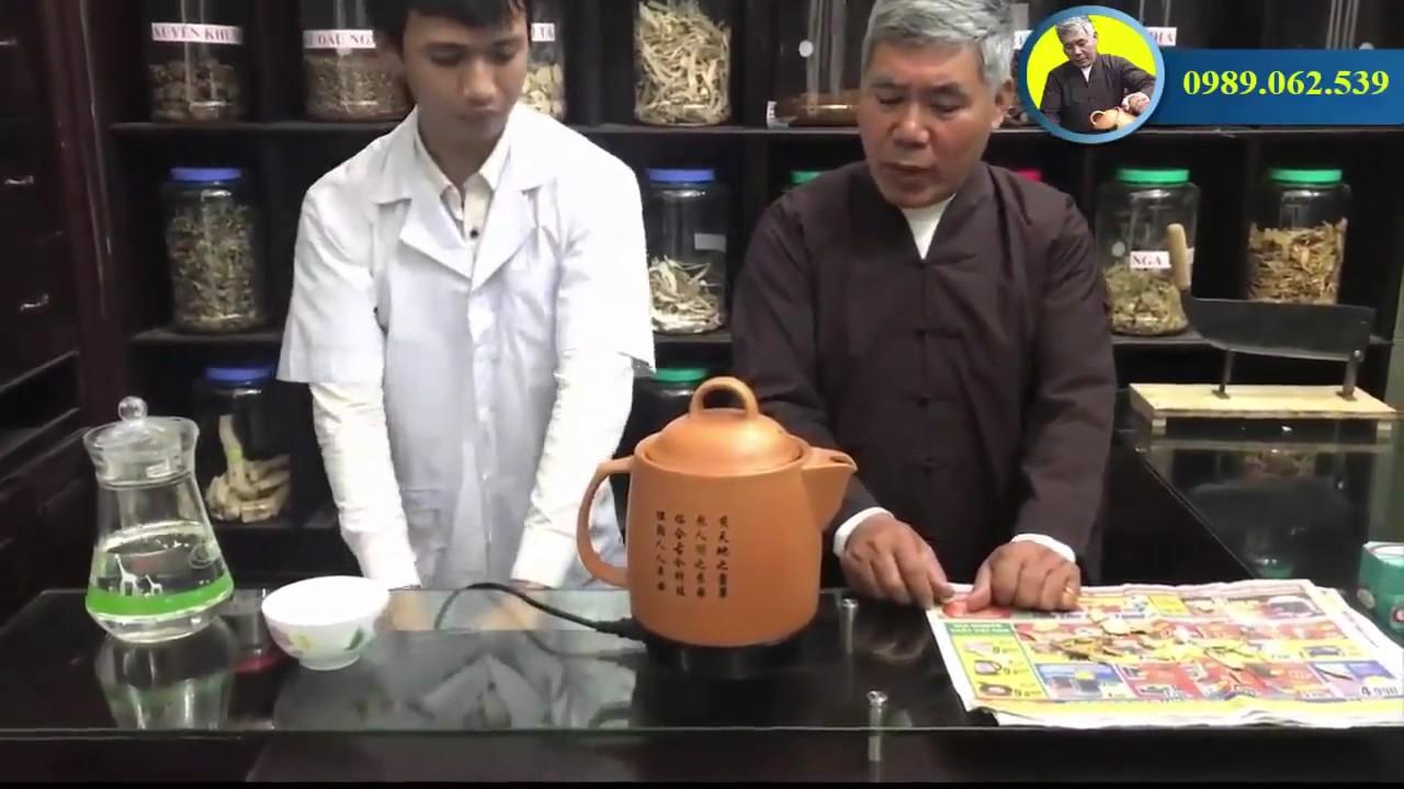 Cách sắc thuốc và uống thuốc Đông Y hiệu quả