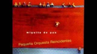 pequeña orquesta reincidente - turba