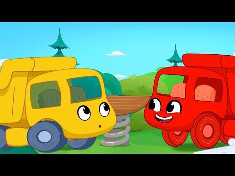 Morphle en Español   Parque de Gigantes   Caricaturas para Niños   Caricaturas en Español