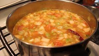 Minestrone Soup Recipe - Orsararecipes