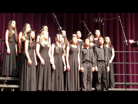 Aiea Intermediate School Chorus - If I Die Young (The Band Perry)