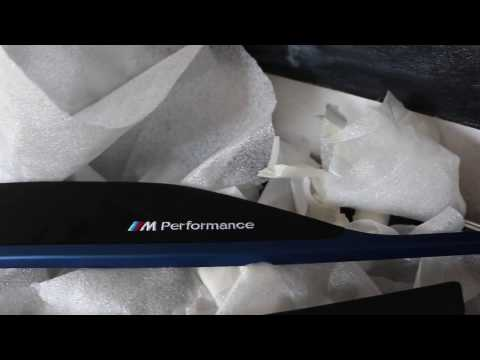 Bmw 4 Er Coupe F32 440i Interieurleisten Tauschen Youtube