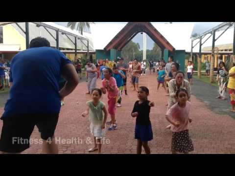 Cook Islands Holiday Guide - Get Fit - Stay Healthy - Be Happy