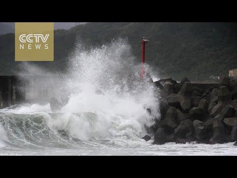 China on high alert as Typhoon Malakas approaches
