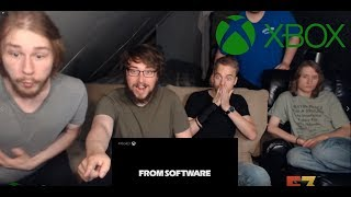 Xbox Conference - Group Reactions - E3 2018