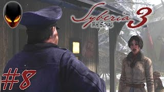 Syberia 3 [FR] Walkthrough 8 - Trouver un Laissez-passer