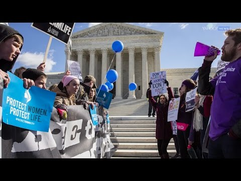 What's the future of Roe v. Wade in a Trump administration?