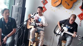 Cafe BUI GUITARE = Hoàng Thuấn - Have you ever seen the rain-Pround mary.