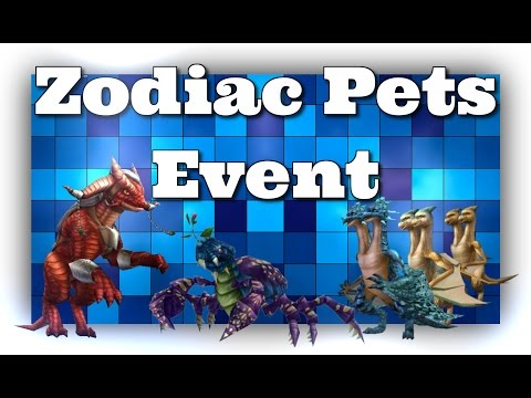 Runes of Magic - Zodiac Pets Event