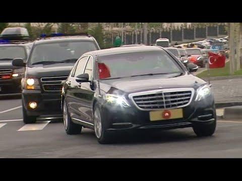 #CumhurbaşkanıErdoğan'ın Efsane Konvoyu #KurtlarVadisi Müziği Eşliğinde indir