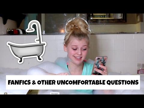 Q&A FROM MY BATHTUB