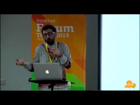 Wer Michèlle | გიორგი წოწკოლაური | Internet Forum Tbilisi 2015