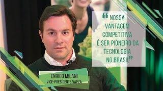 HF Brasil Entrevista: É possível exportar hortaliças? - Enrico Milani, Vapza
