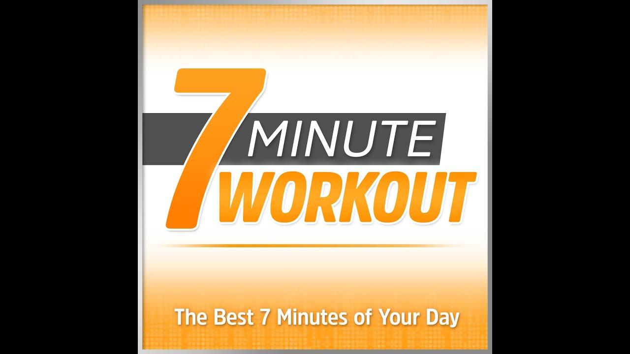 official 7 minute workout youtube. Black Bedroom Furniture Sets. Home Design Ideas