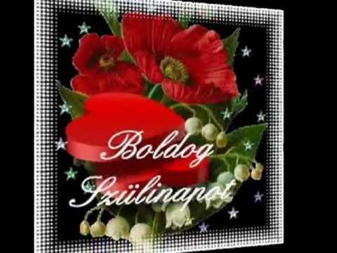 boldog születésnapot mónika Boldog Születés Napot drága Mónika.avi   YouTube boldog születésnapot mónika