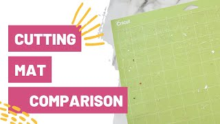 Stop Buying Cricut Brand Cutting Mats! - Cutting Mat Comparison