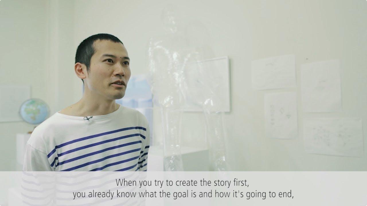 2017 テーマについて|鈴木康広氏 - YouTube
