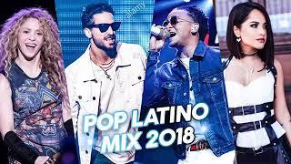 Pop Latino Mix 2018