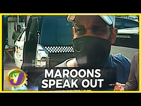 Maroons Speaking out   TVJ News - August 13 2021