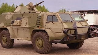 GAZ VODNIK : New Russian Military Vehicle for General Purpose Part 1