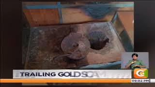 Detective discover fake gold smelting centre in Lavington, Nairobi