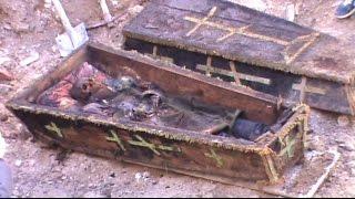 В Турции раскопали гроб с телом русского генерала XIX века