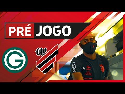 Goiás x Athletico Paranaense - 21ª rodada | PRÉ-JOGO