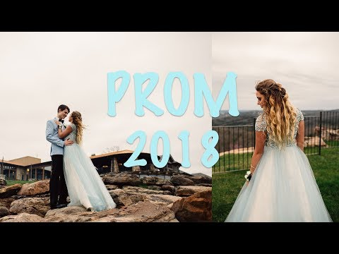 COME WITH ME TO PROM 2018!!