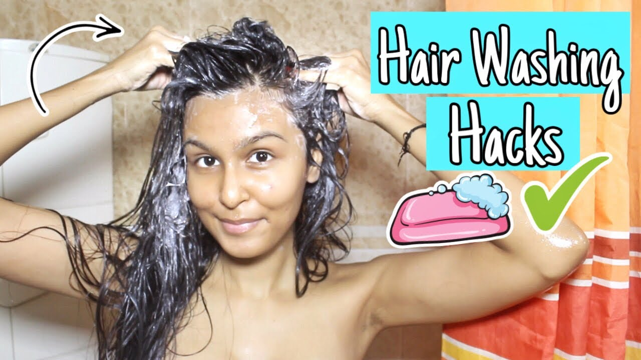Download Hair-Washing HACKS That Will SAVE Your Hair / RIGHT Way To Wash Your Hair