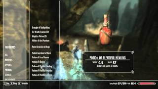 SKYRIM How To Clear Labyrinthian Complete Walk Through Commentary + Tutorial