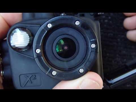 Intova Mini 9.6-Inch Flex Arm for Attaching to SP1 Sport HD Camera Tray Black