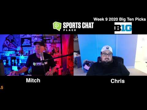 College Football Picks & Predictions Big Ten Week 9 2020 | Sports Chat Place