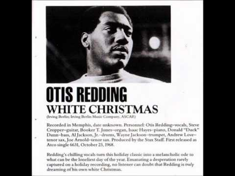 otis redding white christmas - Otis Redding Christmas