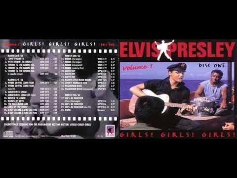 Elvis Presley Celluloid Rock Vol 1 Disc 1
