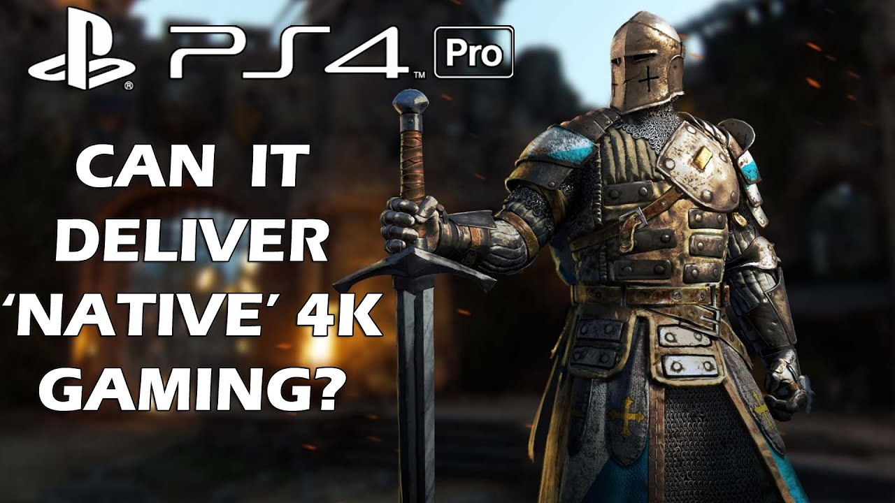 Opinion: The PS4 Pro Is Really Just A Midrange PC