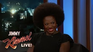 Viola Davis on H๐w to Get Away with Murder & Kissing a Casting Director
