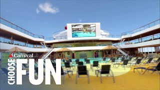 Carnival Breeze: Virtual Tour | Carnival Cruise Line