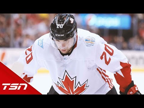 Tavares Joins Team Canada, Skates On Top Line