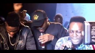 AdekunleGold, Lil Kesh & Olamide Performing Pick Up  (Industry Nite)