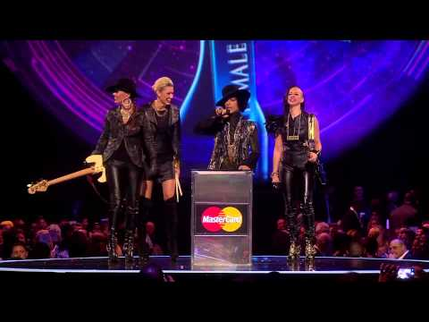 Prince and Third Eye Girl | BRIT Awards 2014